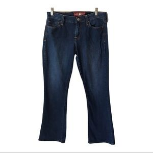Lucky Brand Sofia Boot cut Jeans 4 27 Ankle